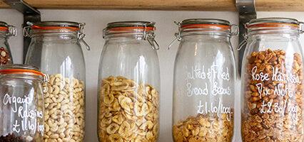 cups jars